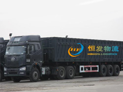 China's domestic freight business 2